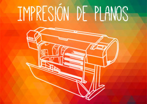 Impresión y escaneado de planos en Fotocopias ADOS Valencia.