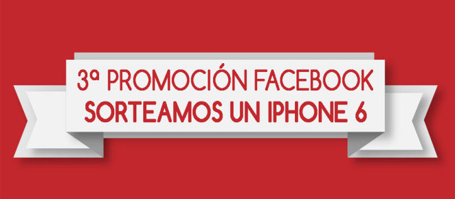 Sorteo iphone 6 gratis