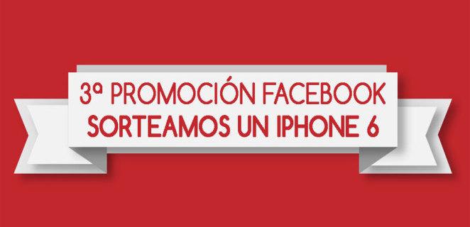 Sorteo iphone 6 gratis