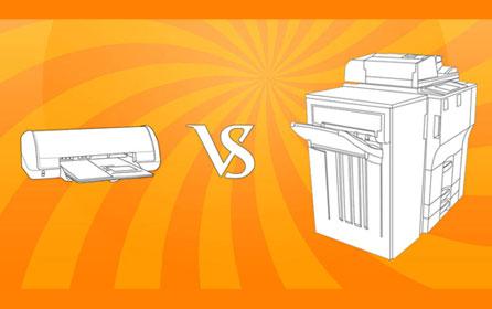 ¿Se ahorra comprando una impresora?