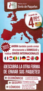 Mondial Relay Valencia