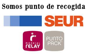 Fotocopias ADOS Valencia colabora con Punto Pack y SEUR