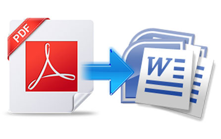 Convertir documento escaneado en pdf a word