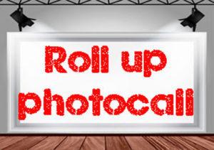 Rollup y photocall barato en Valencia
