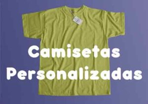 Impresión de camisetas en Valencia.